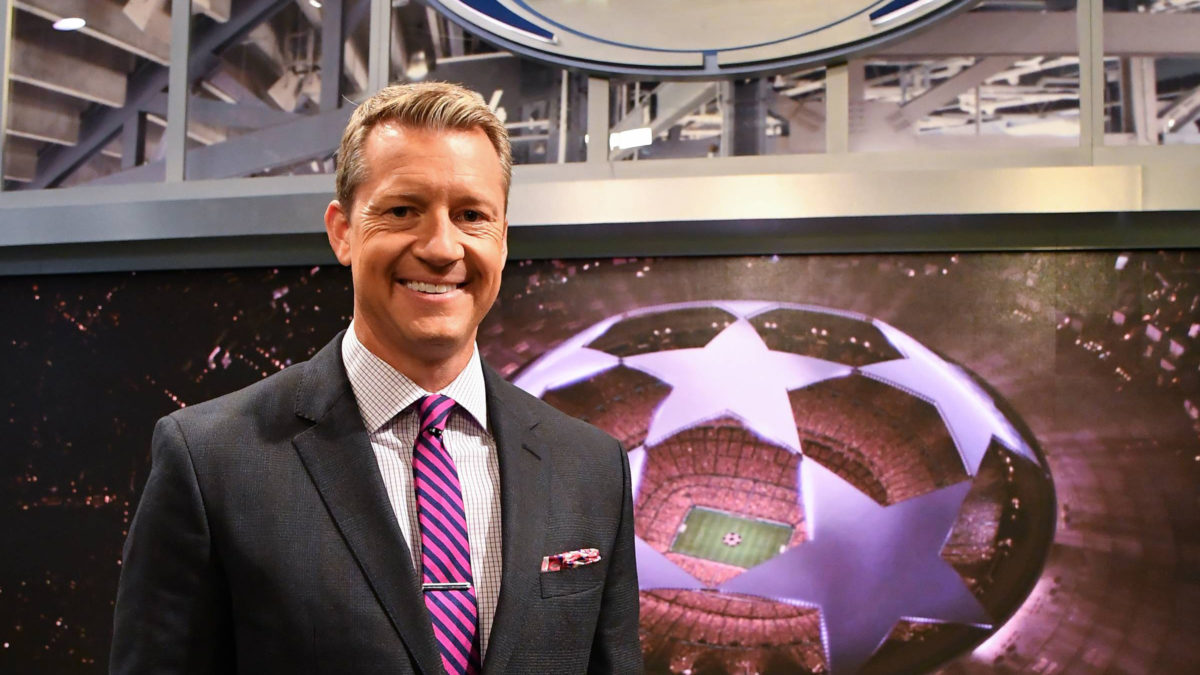 Rob Stone on UEFA Champions League Set