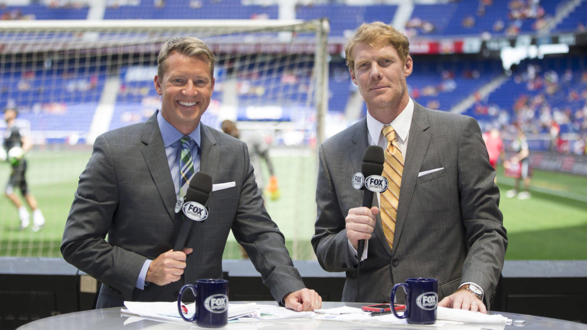 Rob Stone and Alexi Lalas MLS Desk
