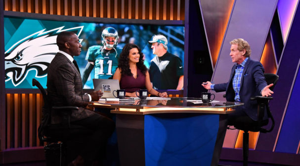Shannon Sharpe, Joy Taylor and Skip Bayless on UNDISPUTED