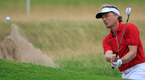The Senior Open Championship - Day Three