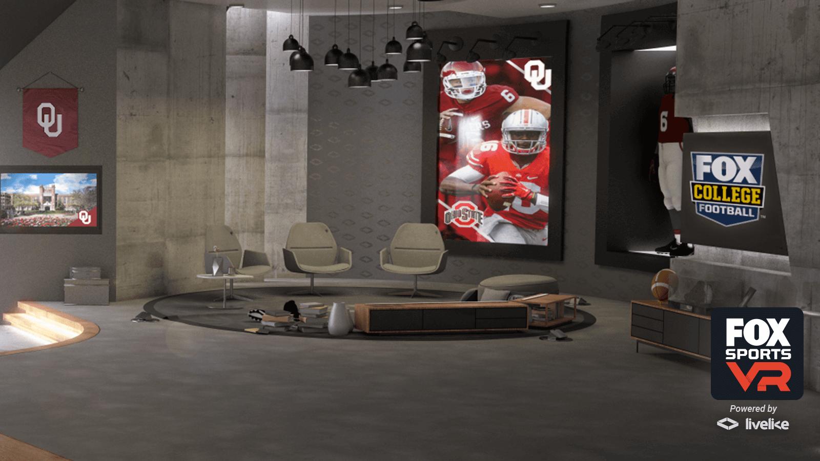 FOX Sports VR App Suite