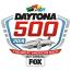 2019 Daytona 500 on FOX Logo