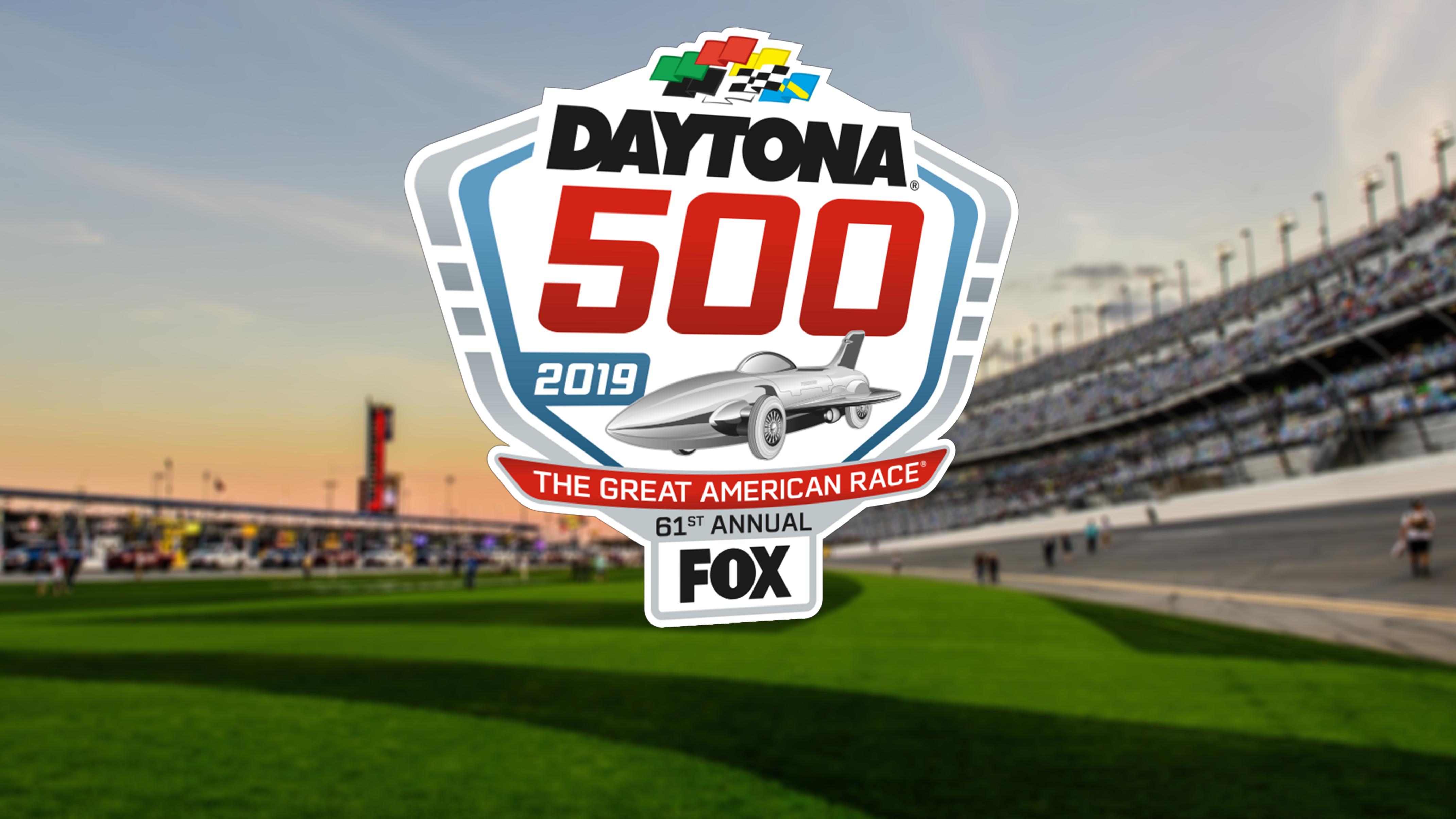 2020 Daytona 500 Logo Png