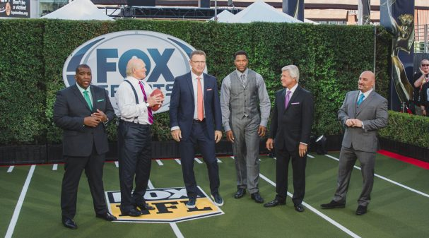 FOX NFL SUNDAY at The Emmys