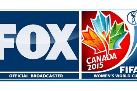 FOX FIFA WOMEN'S WORLD CUP 2015 Logo