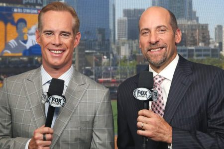 Joe Buck and John Smoltz