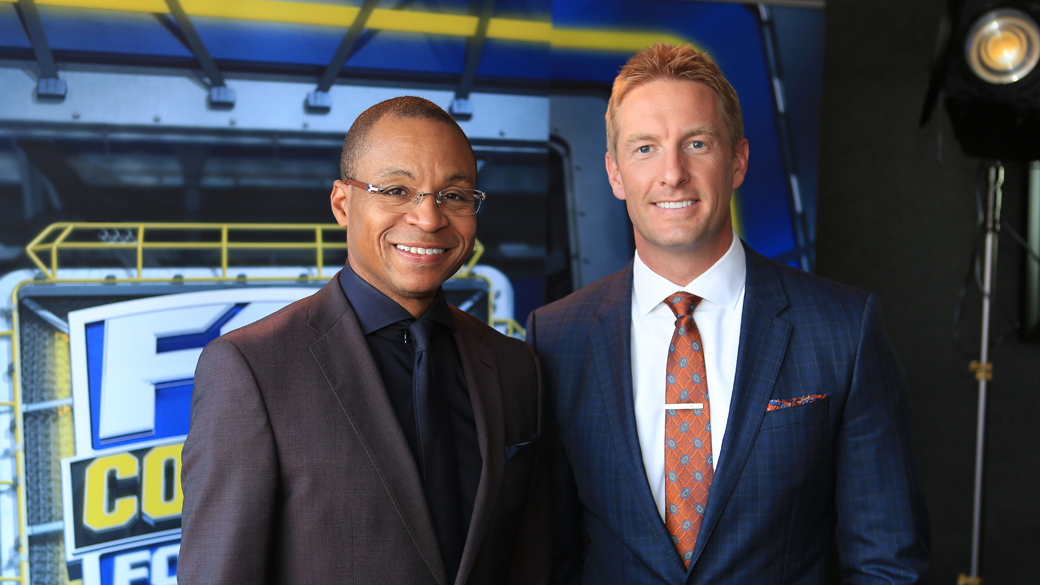 Gus Johnson and Joel Klatt