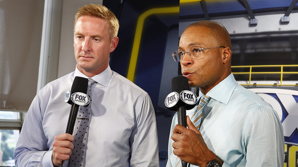 Joel Klatt and Gus Johnson