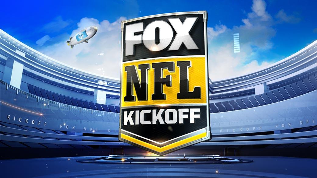 R Fox Sports FOX NFL KICKOFF...