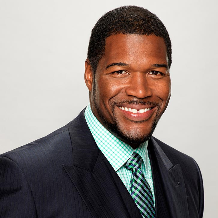 michael strahan michael strahan fox sports presspass. Black Bedroom Furniture Sets. Home Design Ideas