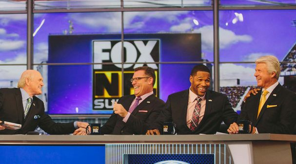 PHOTOS-FOX_NFL_SUNDAY_2013