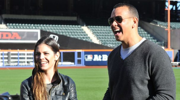 Alex Rodriguez visits Katie Nolan on Garbage Time