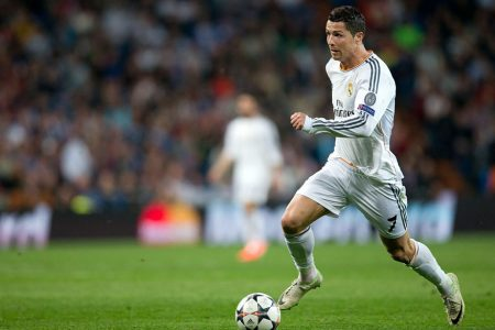 Real Madrid CF v FC Schalke 04 - UEFA Champions League Round of 16