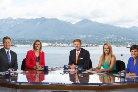 Rob Stone, Kelly Smith, Alexi Lalas, Heather Mitts & Ariane Hingst