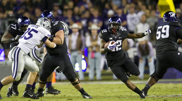 TCU-Washington