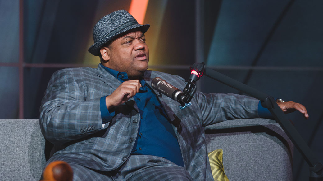 Jason Whitlock on THE HERD