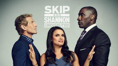 SKIP & SHANNON: UNDISPUTED