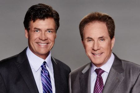 FOX NASCAR Analysts: Michael Waltrip & Darrell Waltrip