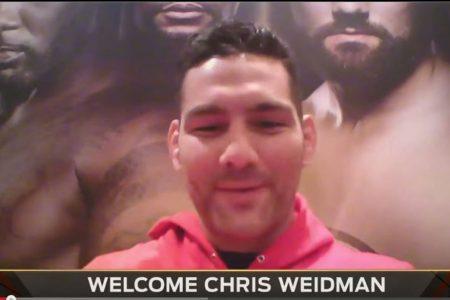 Weidman-UFC-Tonight