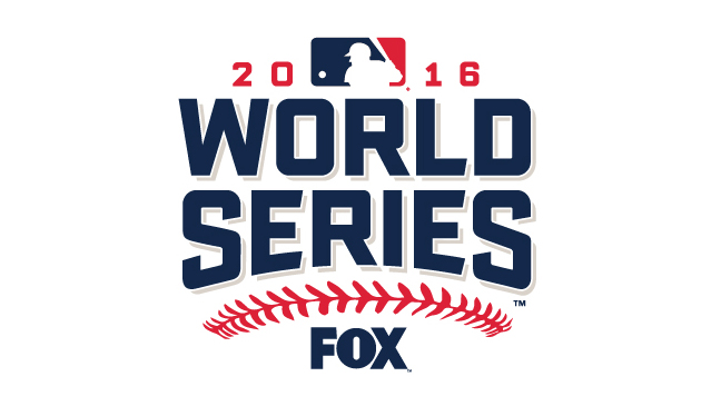 2016 World Series Logo