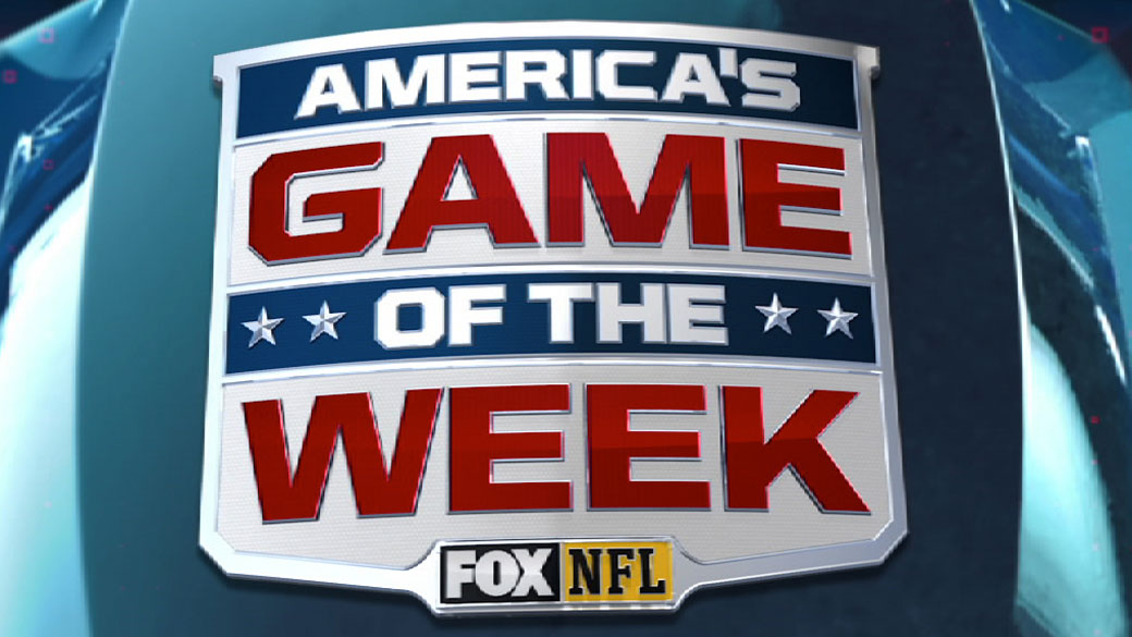 Nba Logos 2017 >> AMERICA'S GAME OF THE WEEK on FOX is TV's Top Show for ...