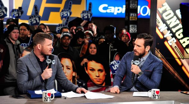 Michael Bisping & Kenny Florian