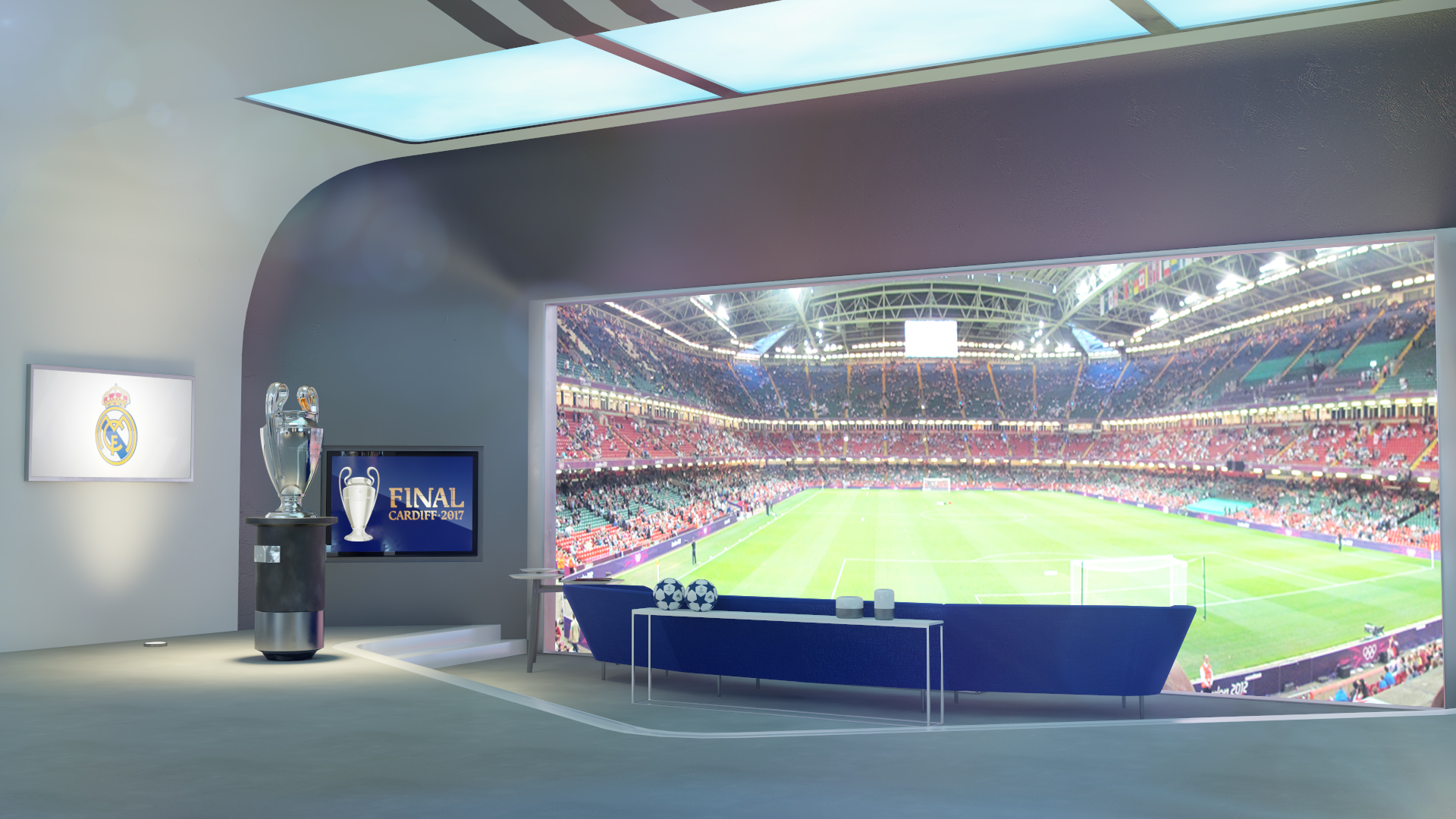 FOX Sports to Offer UEFA Champions League Final in Virtual Reality through FOX Sports VR App ...