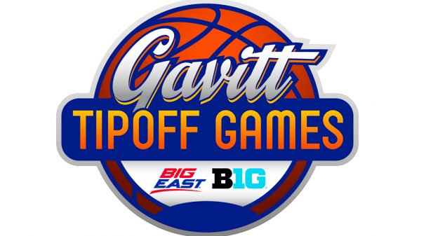 Gavitt Tipoff Games Logo