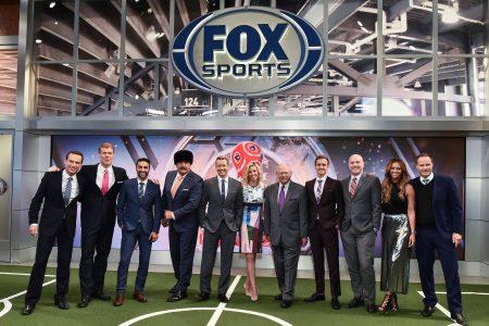 FIFA Confederations Cup Russia 2017 Broadcast Team