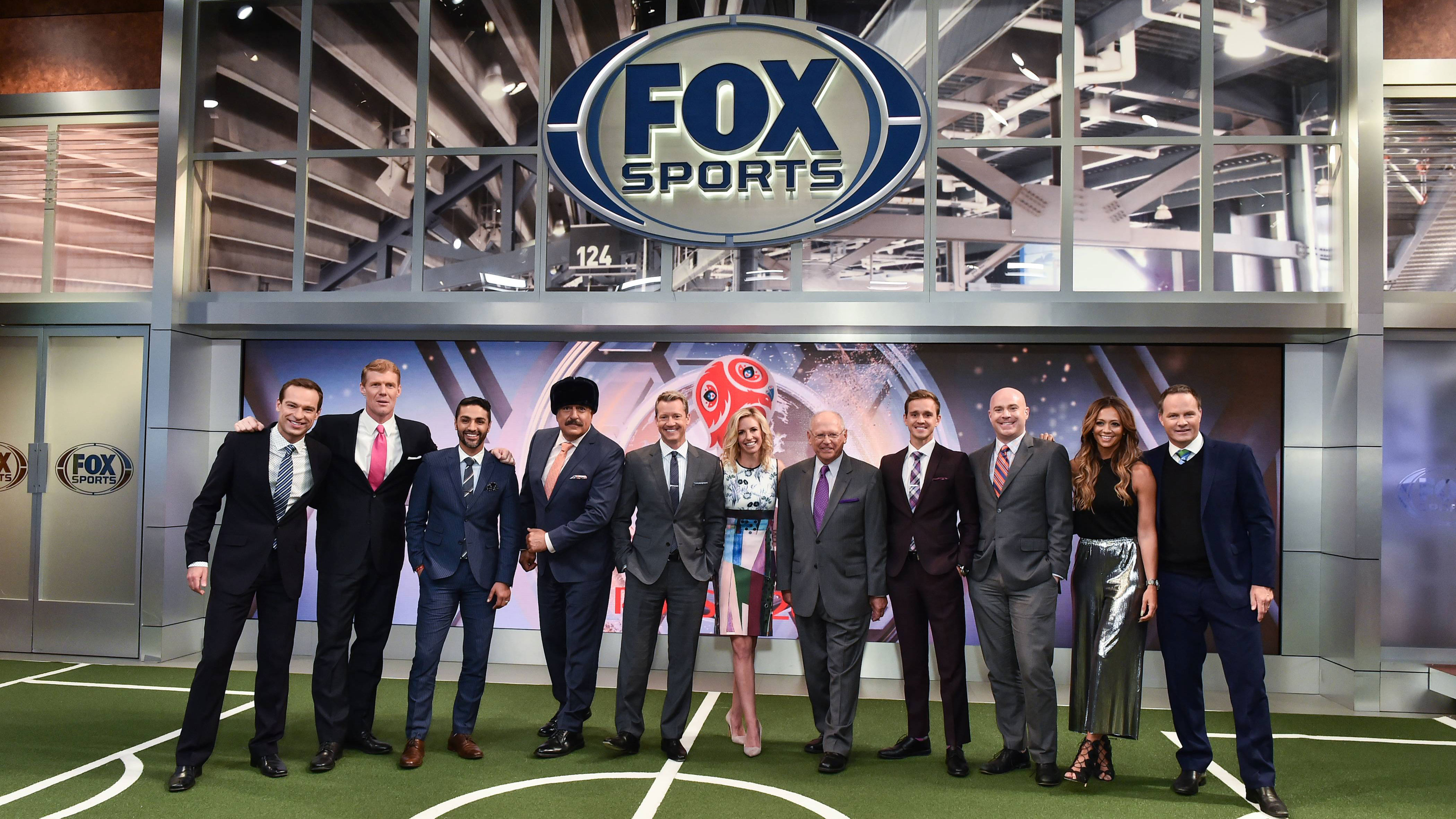 FOX Sports Assembles International Broadcast Team for FIFA ...