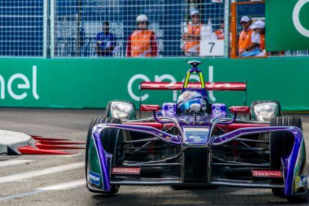Formula E Car