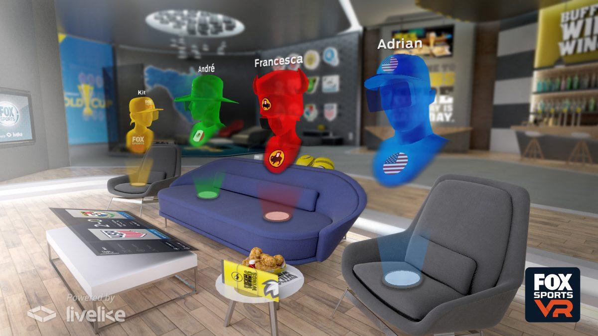 Fox Sports VR 1