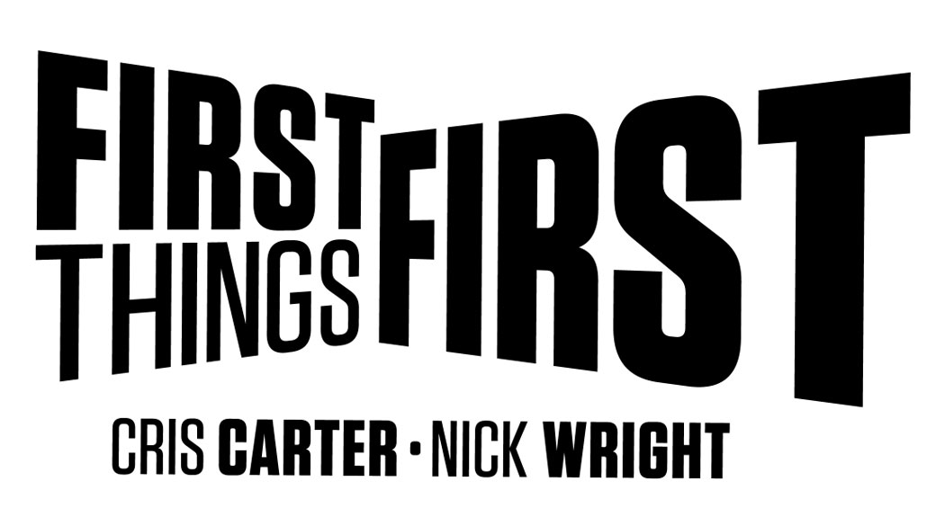 FIRST THINGS FIRST Logo