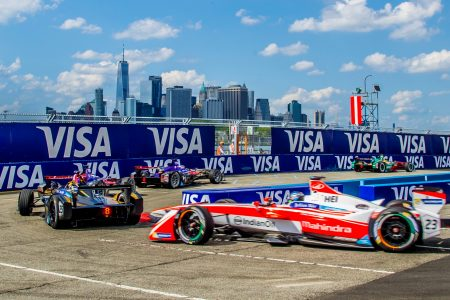 2017 Formula E New Your City ePrix