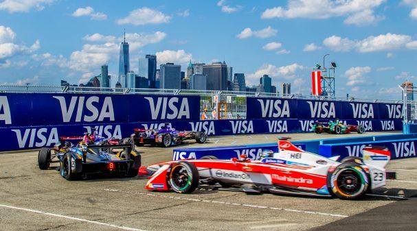 2017 Formula E New Your City ePrix