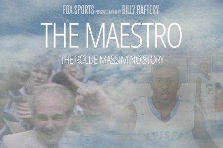 """THE MAESTRO: THE ROLLIE MASSIMINO STORY"" Poster"