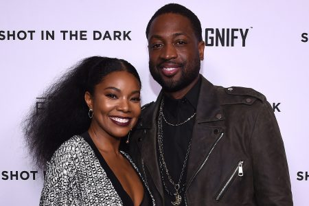 "Dwyane Wade Hosts ""Shot in the Dark"" Screening and Q&A Panel in West Hollywood"