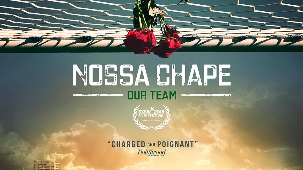 """Nossa Chape"" Poster"