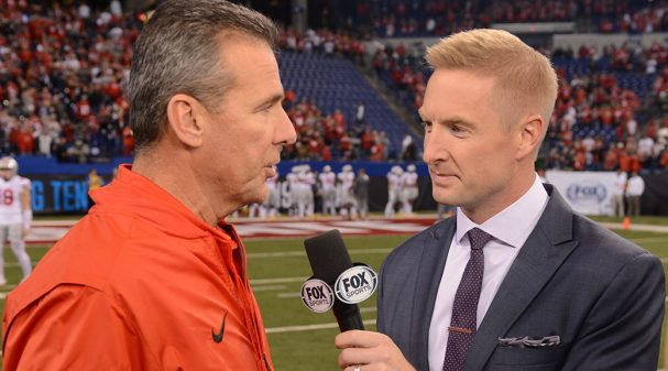 Joel Klatt Interviews Ohio State Head Coach Urban Meyer