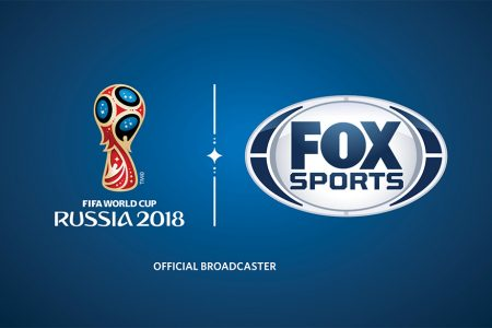 FIFA World Cup™ on FOX Sports Logo