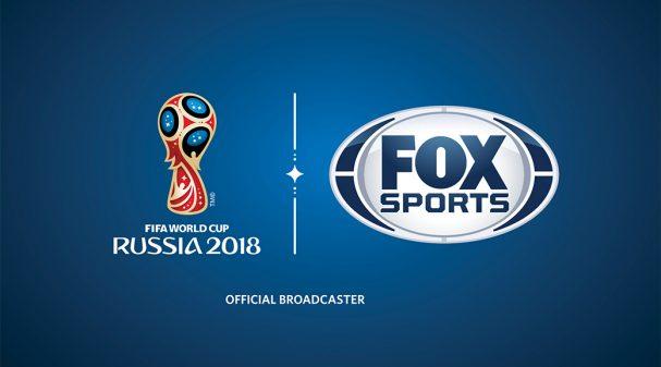 FIFA World Cup™ on FOX Sports Logo