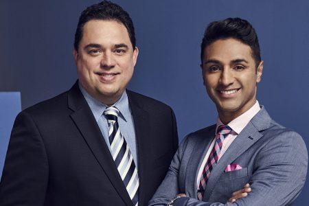 Jorge Perez-Navarro and Mariano Trujillo