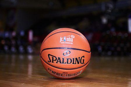 Jr. NBA Branded Basketball