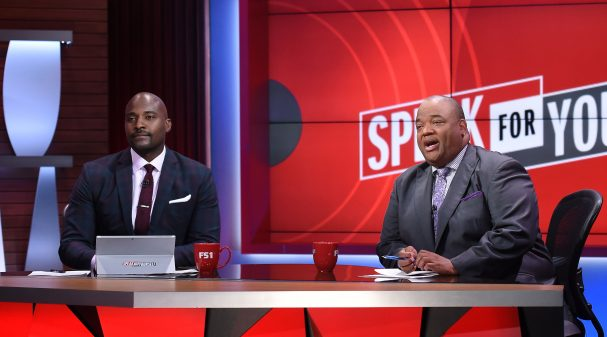 Marcellus Wiley, Jason Whitlock