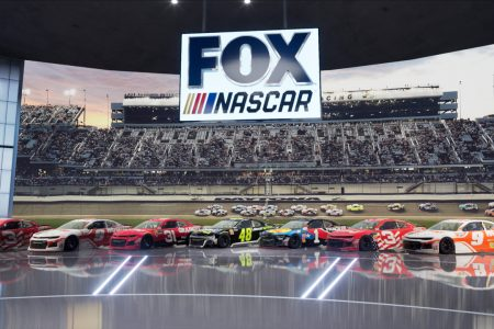 FOX Sports Virtual Studio 1