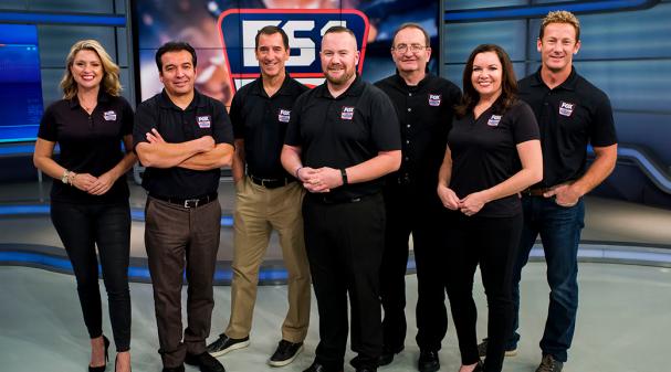 FOX NHRA Broadcast Team