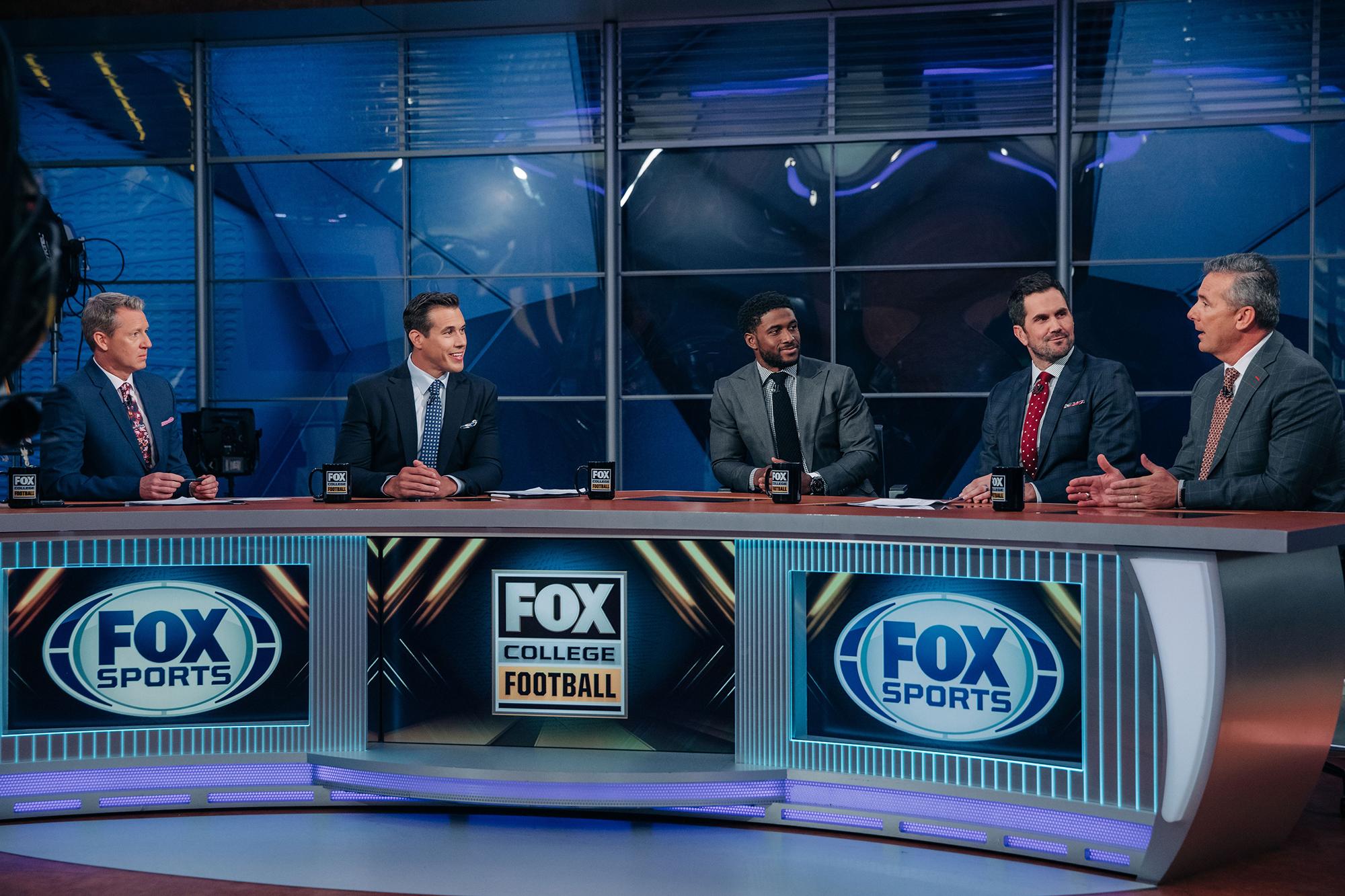 BIG NOON KICKOFF Makes Preseason Debut   Fox Sports PressPass