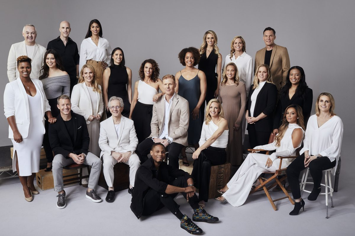 FIFA Women's World Cup France 2019™ on FOX Group Photo
