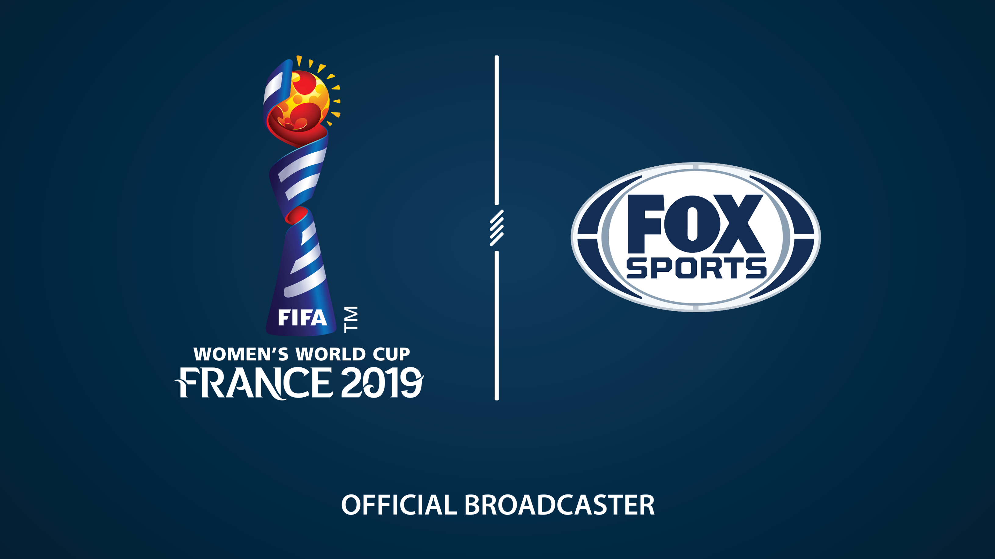 bfdaae7d207 FIFA Women's World Cup France 2019™ on FOX Broadcast Guide | Fox Sports  PressPass