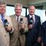 Mike Joy, Darrell Waltrip, Larry McReynolds and Jeff Gordon
